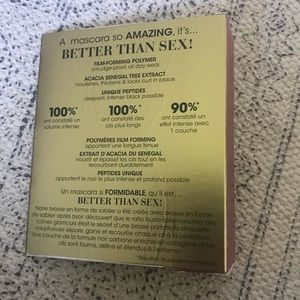 Too Faced Makeup - Deluxe Better than Sex